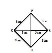 Area and perimeter of rhombus examples
