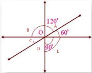 Vertically Opposite angles 1