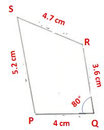 construction of quadrilateral 11