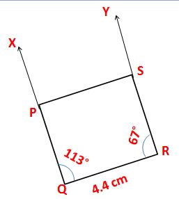 construction of quadrilateral 20