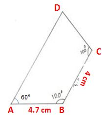 construction of quadrilateral 8