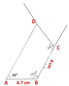 construction of quadrilateral 9