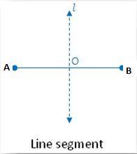 line segment AB